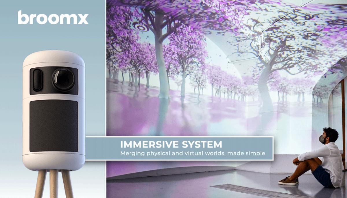 世界初360°VRプロジェクター MKPlayer360
